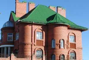 кровля из профнастила в городе Керчь