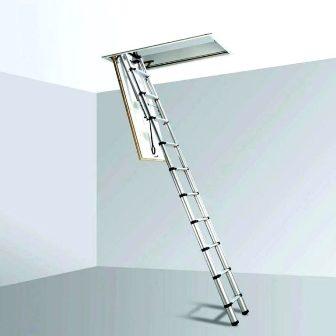 выдвижная лестница Факро