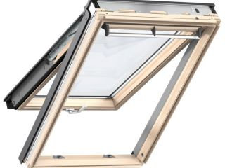 конструкция мансардного окна Velux
