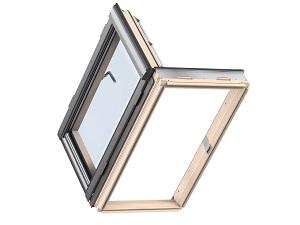 мансардное окно Велюкс - конструкция