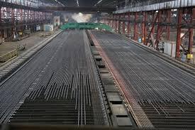 Производство стальной арматуры